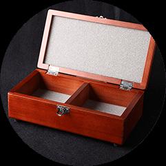 オリジナルオーダーメイド木箱